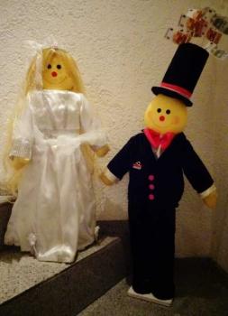 Hochzeit Paar