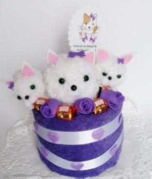 Geschenk Tierbetreuung Katze