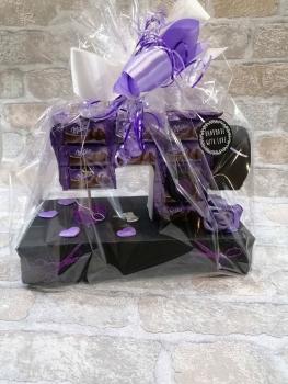 Schokolade Tafeln Nähmaschine