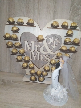 Mr & Mrs Pralinenherz